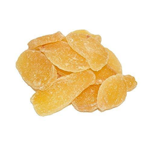 Ginger/Zenzero Disidratato cristallizzato