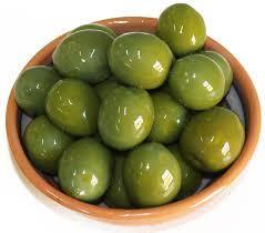 Olive dolci giganti