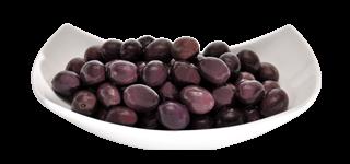 Olive nera snocciolata condita